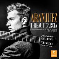 Thibaut Garcia, Orchestre National du Capitole de Toulouse & Ben Glassberg - Aranjuez artwork