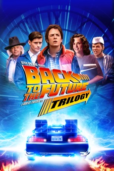 Back to the Future Trilogy (Digital 4K Ultra HD)