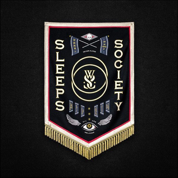 While She Sleeps mit NERVOUS (feat. Simon Neil)