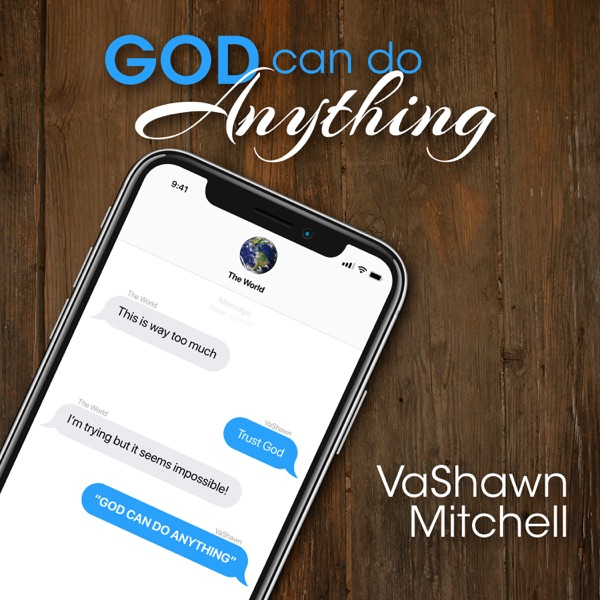 Cover art for God Can Do Anything