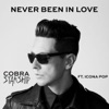 Never Been In Love feat Icona Pop Single