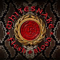 Whitesnake - フレッシュ・アンド・ブラッド artwork