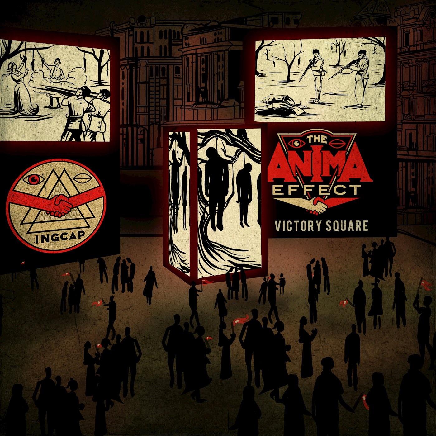 The Anima Effect - Victory Square [single] (2020)