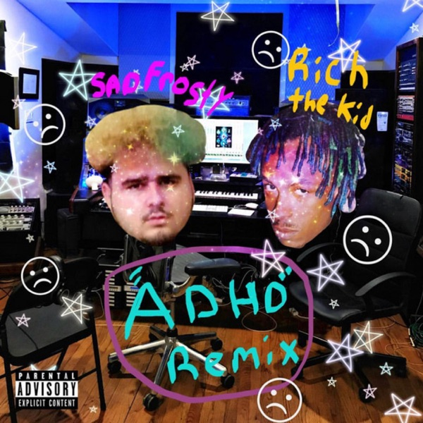 ADHD Freestyle Remix (feat. Rich the Kid) - Single