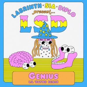 Genius (feat. Lil Wayne, Sia, Diplo & Labrinth) [Lil Wayne Remix] - Single Mp3 Download