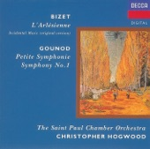 Christopher Hogwood - Gounod: Symphony No.1 in D - 1. Allegro molto
