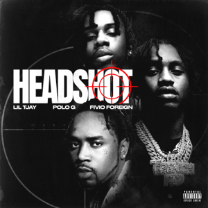 Headshot - Lil Tjay, Polo G & Fivio Foreign
