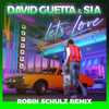 David Guetta & Sia - Let's Love (Robin Schulz Remix) illustration