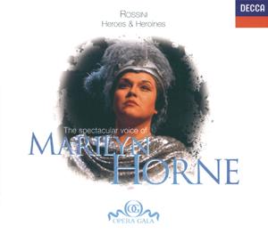 Marilyn Horne - The Spectacular Voice of Marilyn Horne
