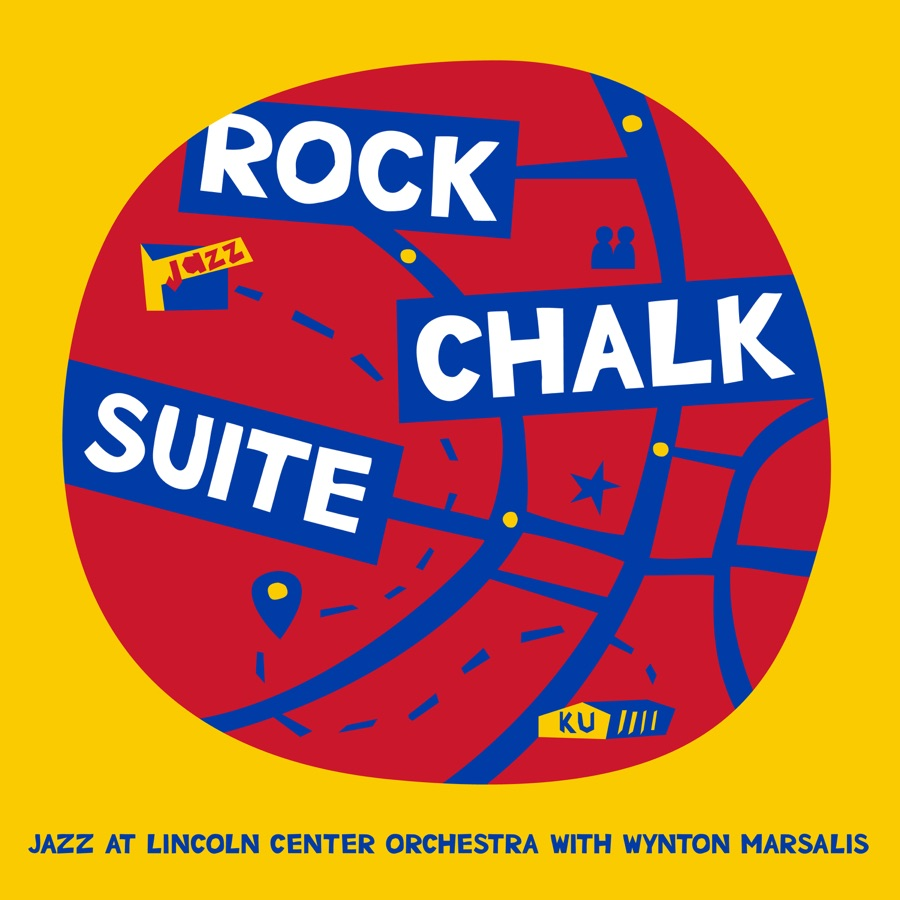 Jazz at Lincoln Center Orchestra & Wynton Marsalis - Rock Chalk Suite