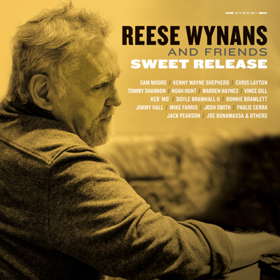 Crossfire (feat. Chris Layton, Tommy Shannon, Sam Moore, Kenny Wayne Shepherd & Jack Pearson) - Reese Wynans and Friends song