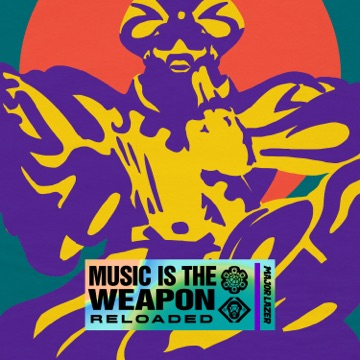 Major Lazer – Music Is The Weapon (Reloaded)