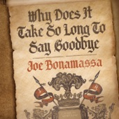 Joe Bonamassa - Why Does It Take So Long To Say Goodbye