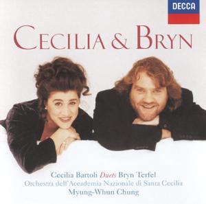 Bryn Terfel, Cecilia Bartoli, Myung-Whun Chung & Orchestra dell'Accademia di Santa Cecilia - Cecilia & Bryn: Duets