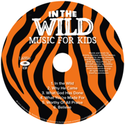 VBS 2019 In the Wild Music For Kids CD - EP - LifeWay Kids Worship - LifeWay Kids Worship