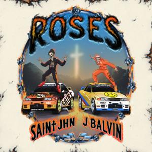 SAINt JHN & J Balvin - Roses (Imanbek Remix) [Latino Gang]