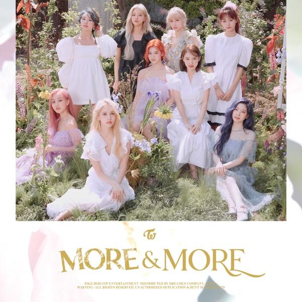 MORE & MORE (English Version) - Single