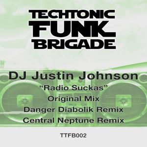 DJ Justin Johnson & Central Neptune - Radio Suckas