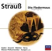 """Herbert von Karajan - J. Strauss II: Die Fledermaus / Act 2 - Nr.11 Finale: """"Im Feuerstrom der Reben"""""""