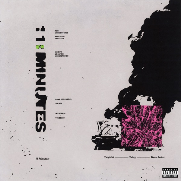 11 Minutes (feat. Travis Barker) - Single