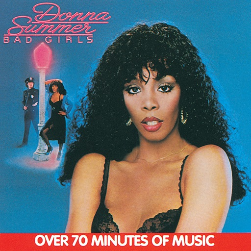 Art for Bad Girls by Donna Summer