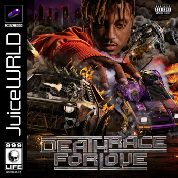 Death Race for Love Juice WRLD album songs, reviews, credits
