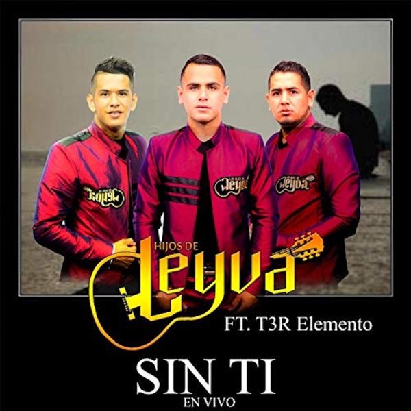 Sin Ti (En Vivo) [feat. T3r Elemento] - Single