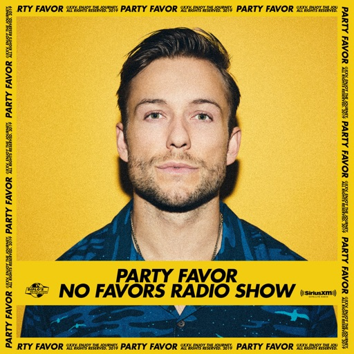 Cover image of Party Favor Presents No Favors Radio