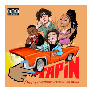 Saweetie - Tap In feat. Post Malone, DaBaby & Jack Harlow