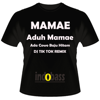 Mamae - Aduh Mamae Ada Cowo Baju Hitam (DJ Tik Tok Remix) artwork