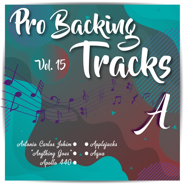 Pro Backing Tracks a, Vol.15