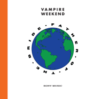 Vampire Weekend - Sunflower (feat. Steve Lacy) artwork