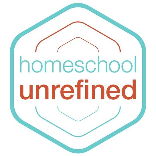 Cover image of Homeschool Unrefined
