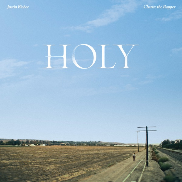 Justin Bieber mit Holy (feat. Chance the Rapper)