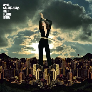 Noel Gallagher's High Flying Birds – Come On Outside – Single [iTunes Plus AAC M4A]