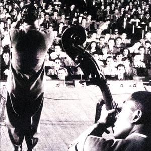 Coleman Hawkins, Illinois Jacquet, Lester Young, Buck Clayton, Kenny Kersey, Curly Russell, J.C. Heard & Al Mckibbon - Philharmonic Blues