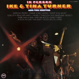 In Person (Live At Basin Street West, San Francisco / 1969) by Ike & Tina  Turner & The Ikettes on iTunes