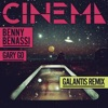 Cinema feat Gary Go Galantis Remix Single