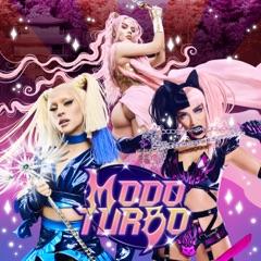 MODO TURBO (feat. Anitta)