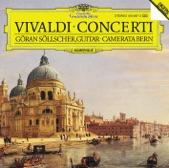 Göran Söllscher - concerto for 2 Violins, strings, Basso Continuo