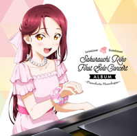 LoveLive! Sunshine!! Sakurauchi Riko First Solo Concert Album ~Pianoforte Monologue~