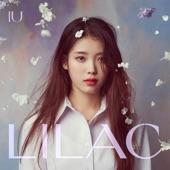 IU 5th Album 'Lilac' artwork