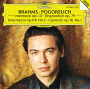 Brahms: Capriccio in F-Sharp Minor, Op. 76 No. 1 - Ivo Pogorelich - Ivo Pogorelich