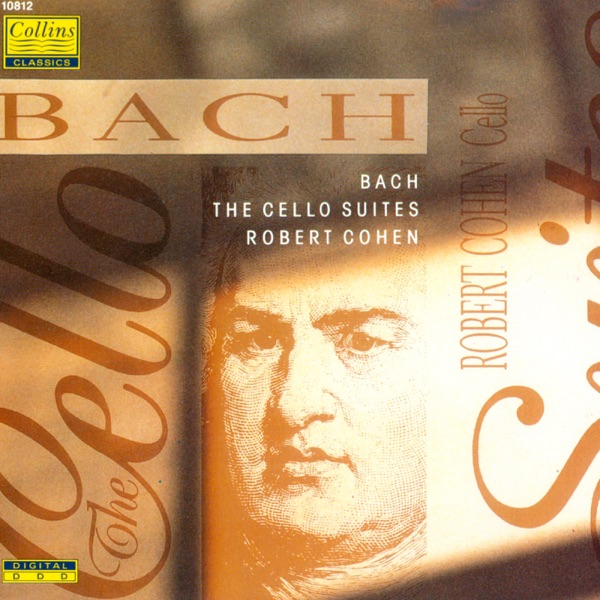 Bach: The Cello Suites No.2, No.4 & No.6