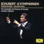 Claudio Abbado - Schubert: Grand Duo Sonata In C Major, D.812 (Op. posth.140) - Orchestrated By Joseph Joachim (1831-1907) - 1. Allegro moderato
