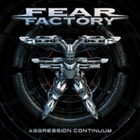 Fear Factory - Disruptor artwork