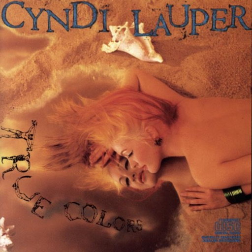 Art for Change Of Heart by Cyndi Lauper