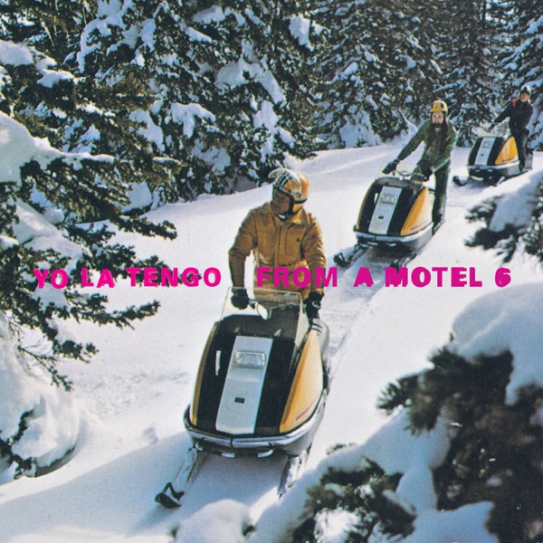 From a Motel 6 - EP