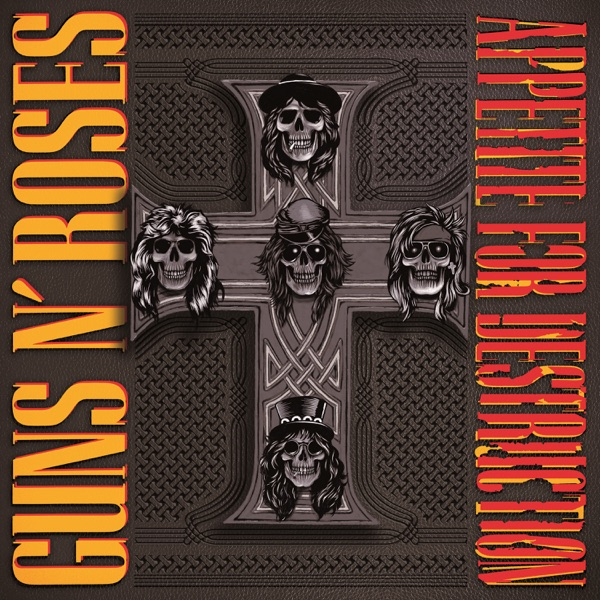 Guns N' Roses mit Shadow of Your Love