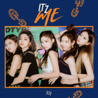 ITZY - IT'z ME artwork